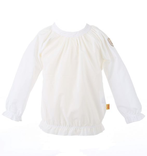 Steiff Mädchen Bluse - Trachtenbluse für Baby und Kind