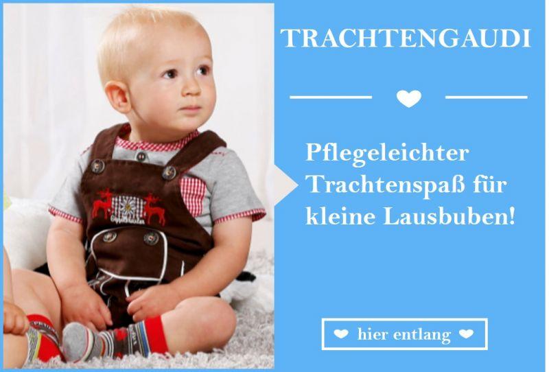 Bezaubernde Baby Trachtenmode In Gr 62 68 74 80