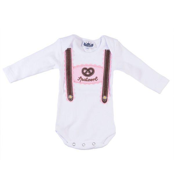 Trachtenbody für Mädchen - Baby Tracht P. Eisenherz