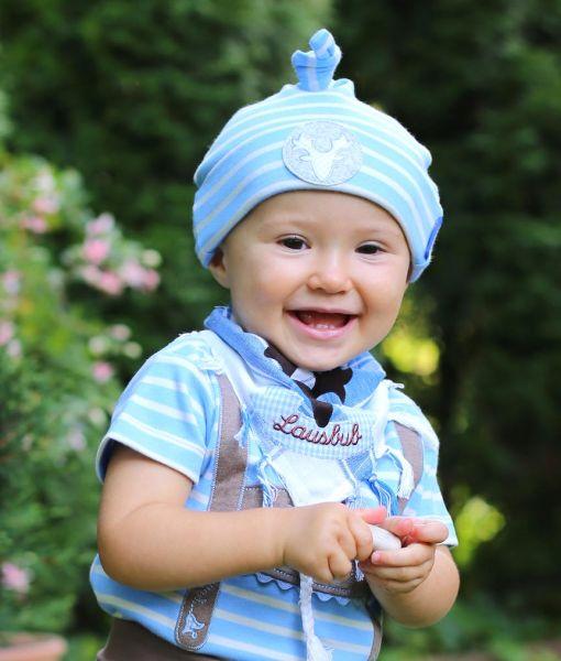 Trachtenhut Trachtenmütze fürs Baby - P. Eisenherz