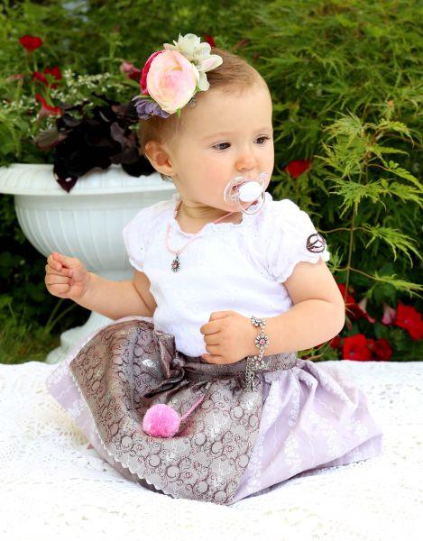 Trachtenrock Mädchen Baby Dirndl Kinderdirndl - Trachtenkind