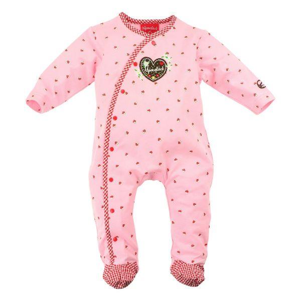 Trachtenstrampler Lilian - Trachtenmode für Baby - Bondi