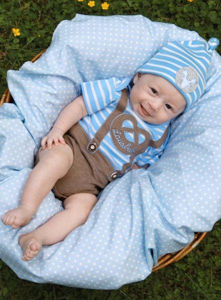 Baby Body Lederhose - Trachtenbody P. Eisenherz