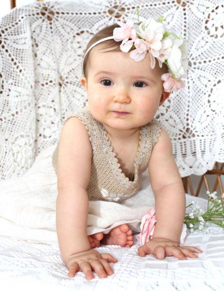 Baby Dirndl Trachtenkleid - Baby Tracht Geiger