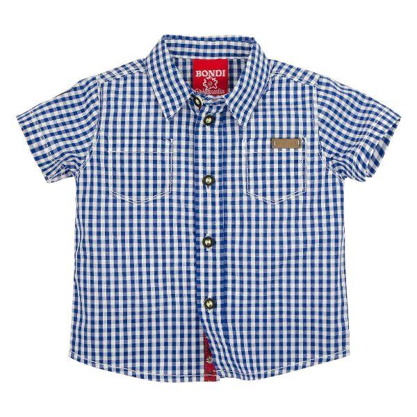 Trachtenhemd für Kinder und Babys - Kindertrachten von Bondi