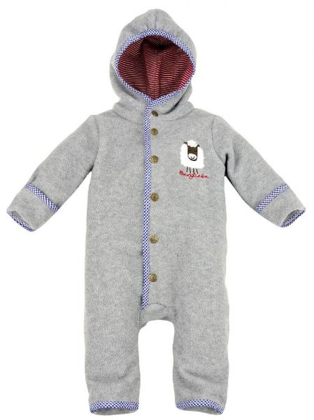 Trachtenstrampler Fleece Overall - Baby Trachtenmode Bondi