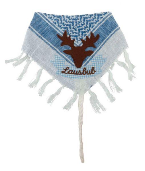 Dreieckstuch & Baby Trachtentuch Lausbub - P. Eisenherz