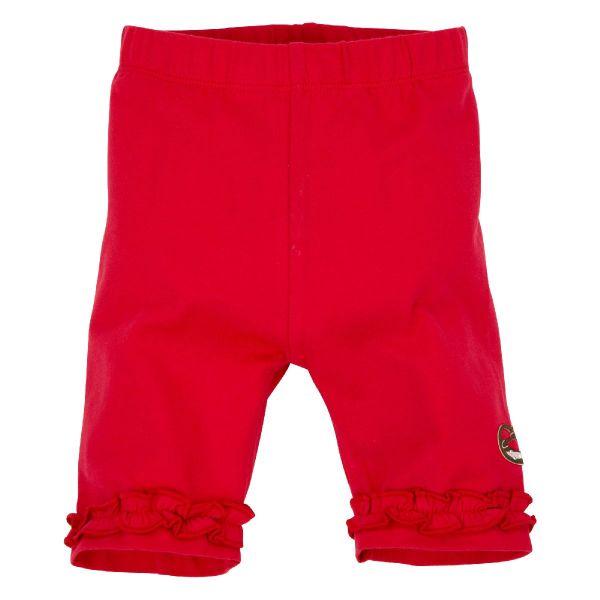 Trachten Legging Capri für Baby & Kinder rot - Bondi