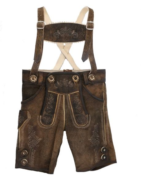 Lederhose Kinder Baby - Tracht Country Maddox