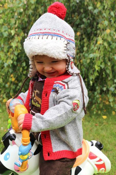 Baby Trachtenjacke Trachtenmode - Bondi