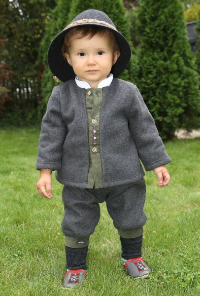 Baby Trachtenmode Set - Taufe in Tracht