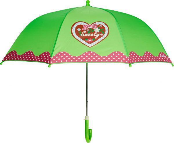 Mädchen Regenschirm Landhaus Playshoes