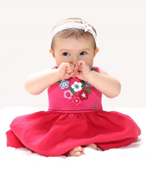 Baby Dirndl Kinderdirndl Trachtenkleid Kinder - Geiger Trachten