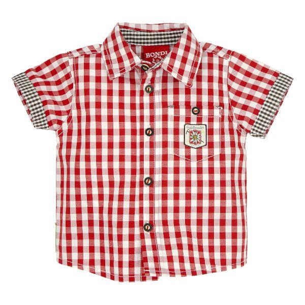 Trachtenhemd für Kinder & Baby - Trachtenmode Gipfelkraxler Bondi