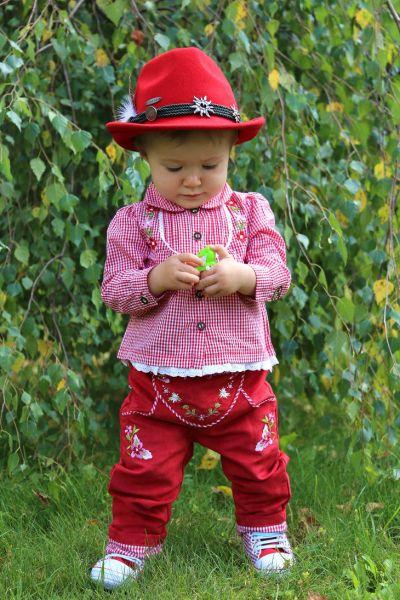 Kinder & Baby Tracht für Mädchen