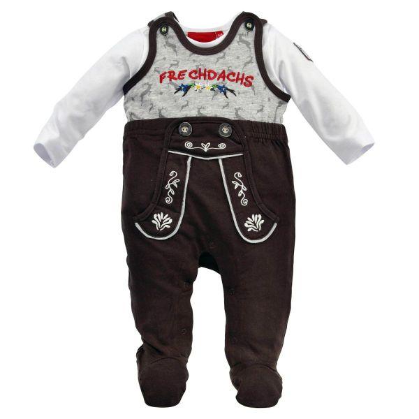 Trachtenstrampler Trachtenbody Baby Lederhose - Bondi