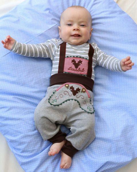 Lederhose Trachtenhose Baby & Kinderlederhosen - P. Eisenherz