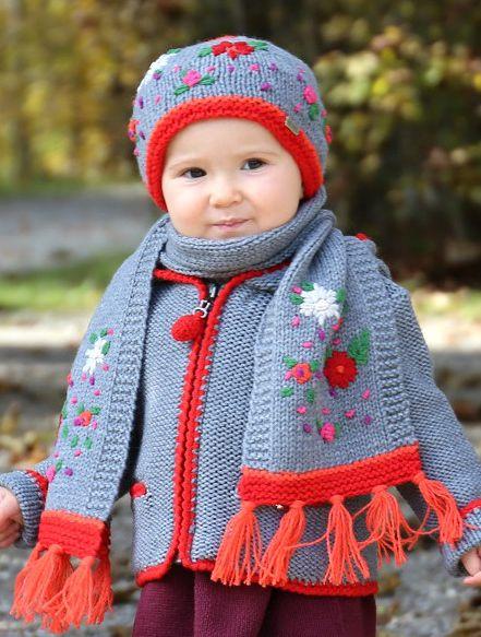 Trachtnjacke für Baby und Kind - Geiger Trachten