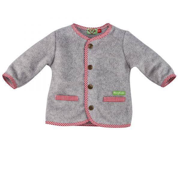 Baby Trachtenjacke in Grau - Bondi