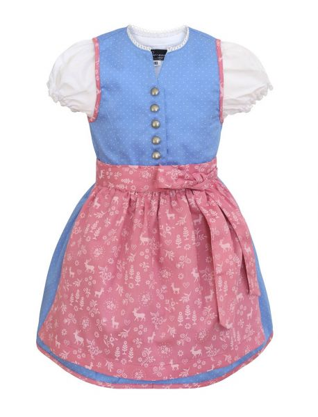 Kinderdirndl Mutter Tochter Kind Dirndl - Ramona Lippert