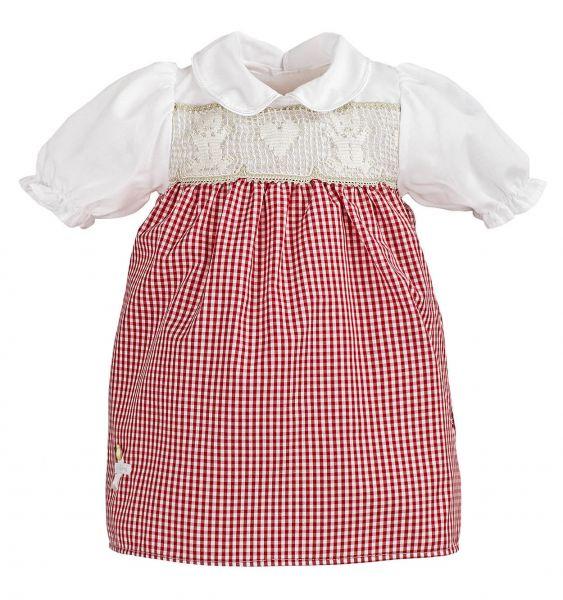 Baby Dirndl 62 68 74 80 - Trachtenkleid Baby - Carlina