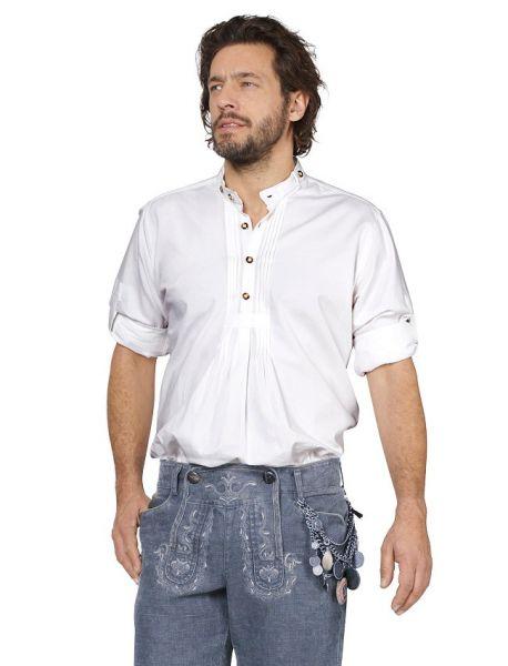 Vater Sohn Trachtenmode - festliches Trachtenhemd Stockerpoint