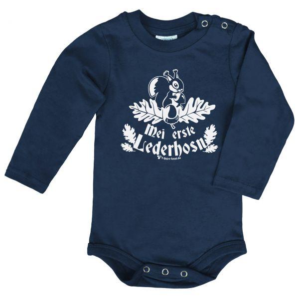 Baby Body Lederhose - Anna & Philip