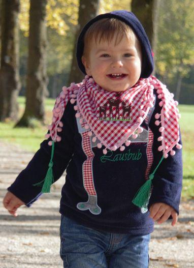 Kindertrachten Trachtenjacke für Jungen - Anouk et Emile