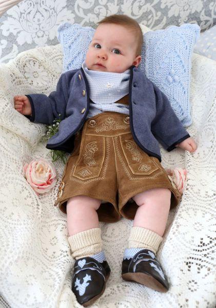 Baby Lederhose & Kinderlederhosen - Kinder Trachten Country Maddox