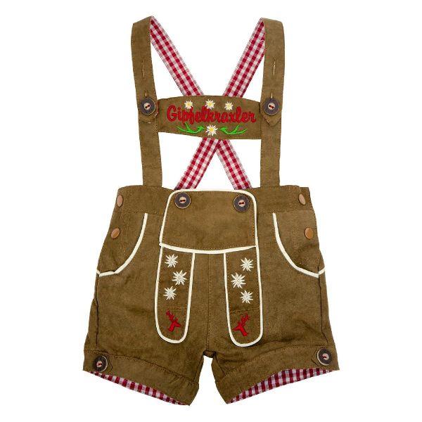 Kinderlederhosen und Lederhose für Baby und Kind - Bondi Kindertrachten