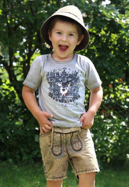 Trachtenshirt Kinder - Kindertrachten Lekra