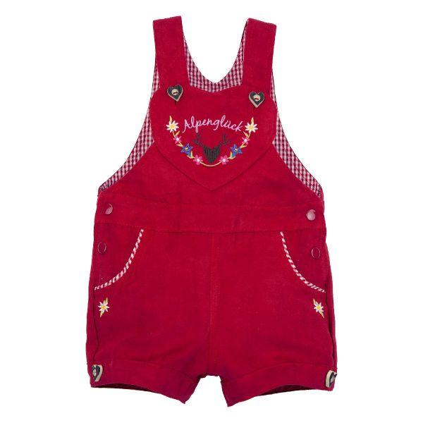 Trachtenhose Latzhose für Mädchen - Bondi Baby Tracht